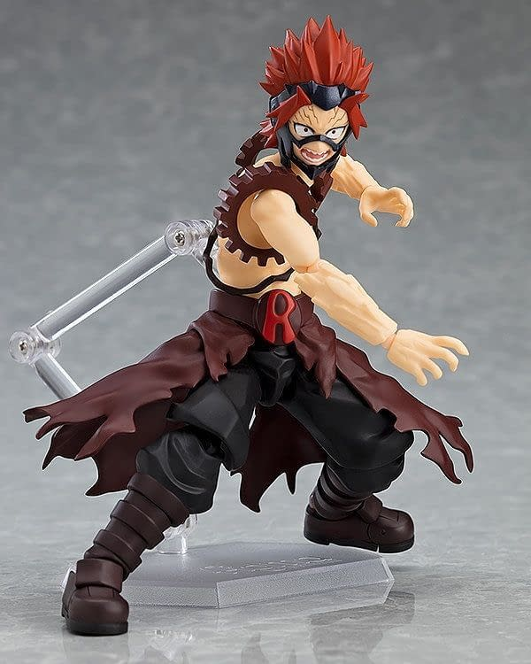 My Hero Academia Red Riot figma figure