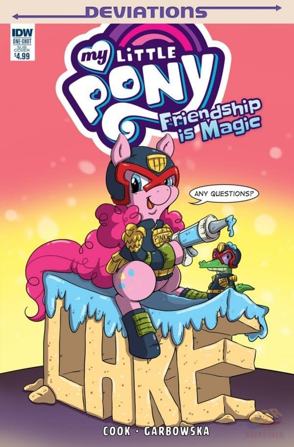 Comic Store In Your Future – Be Thankful For My Little Pony