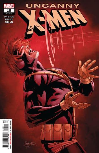 A Major Change Happens to Cyclops in Uncanny X-Men #15 (Spoilers)
