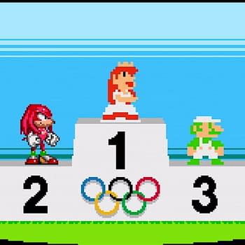 Mario &#038 Sonic At The Olympic Games Tokyo 2020 Will Have 2D Events