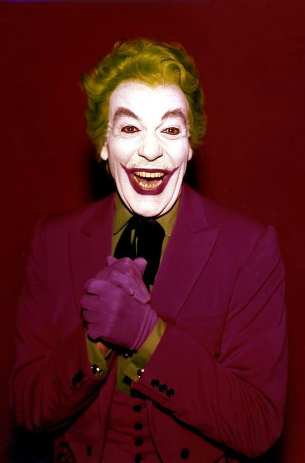 Cesar Romero's The Joker Suit Sells for $89,600 at Auction