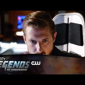 Its Legends Vs Legion And Rip Hunter Returns In Extended Trailer
