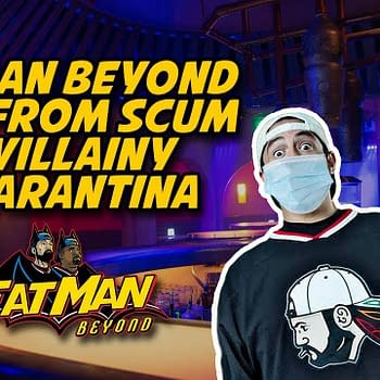 Fat Man Beyond LIVE 4/17/20 - SPECIAL GUEST JIM LEE!