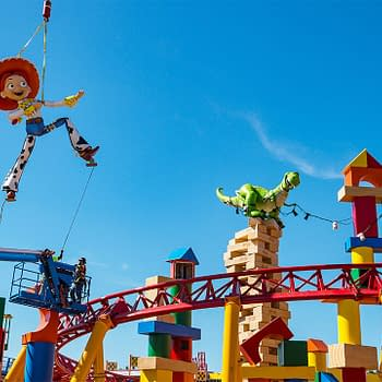 Hollywood Studios Welcomes Jessie And Rex At Toy Story Land