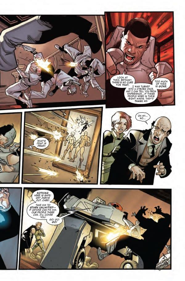 Tony Stark: Iron Man #17