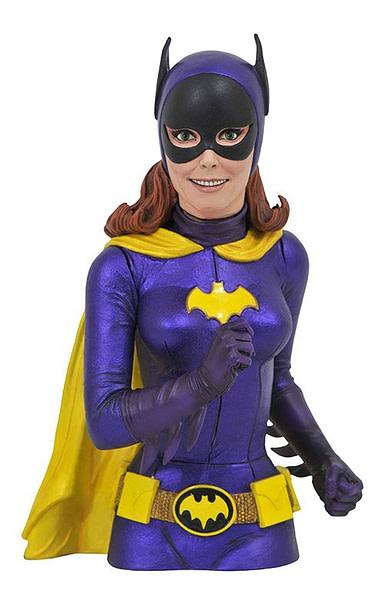 "Batgirl 9/"" Vinyl Statue BATMAN: The Animated Series Diamond Select Toys #NEW"