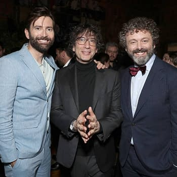 Good Omens: London World Premiere NYC Screening Prove Heavenly Affair [IMAGE GALLERY]