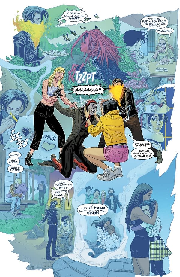X-Men: Bland Design – All Good Things Must End, Like Generation X #87