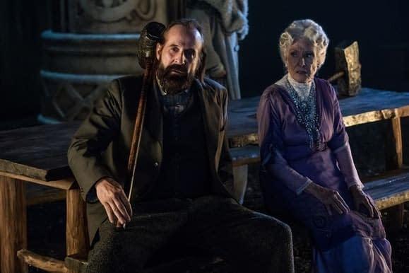 "'American Gods' Season 2, Episode 1 ""House on the Rock"": Fuller-Free Effort Keeps The Faith [SPOILER REVIEW]"