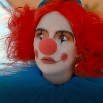 Villanelle's not clowning around on Killing Eve, courtesy of BBC America.