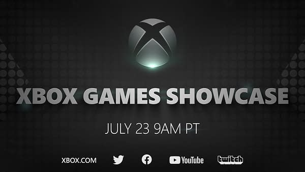 The Xbox Games Showcase will now be live streamed on July 23, 2020.