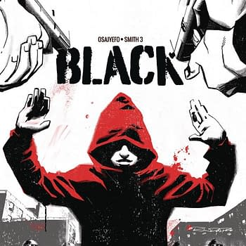 Kwanza Osajyefo And Tim Smith 3s Black Is Heading To The Big Screen