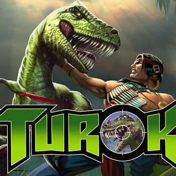 Turok is Coming to Nintendo Switch This Month The Sequel in April
