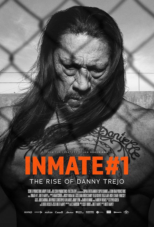 Le documentaire Danny Trejo, Détenu n ° 1, sortira le 9 juillet.