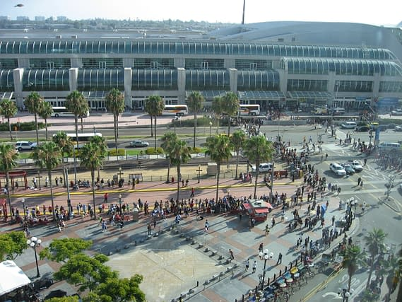 Five Ways To Do San Diego Comic Con On The Cheap
