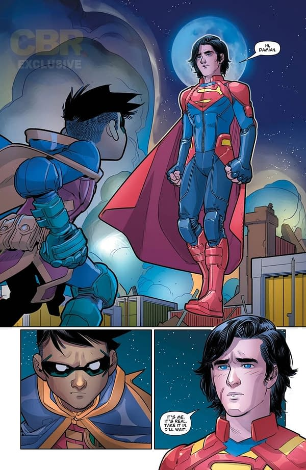 Superman #16 [Preview]