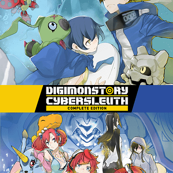 Bandai Namco Announces Digimon Story Cyber Sleuth: Complete Edition
