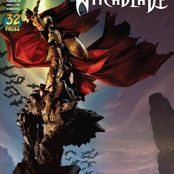 Medieval Spawn and Witchblade #1 Review: Conventional Fantasy Salvaged by Gorgeously Macabre Art