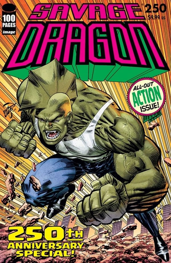 SCOOP: Return Of The Image Comics Shared-Superhero Universe - and Time to Start Hoarding Savage Dragon