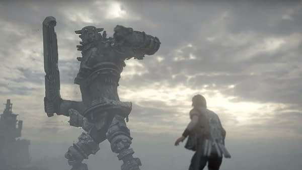 Shadow Of The Colossus Receives A New Story Trailer For Launch