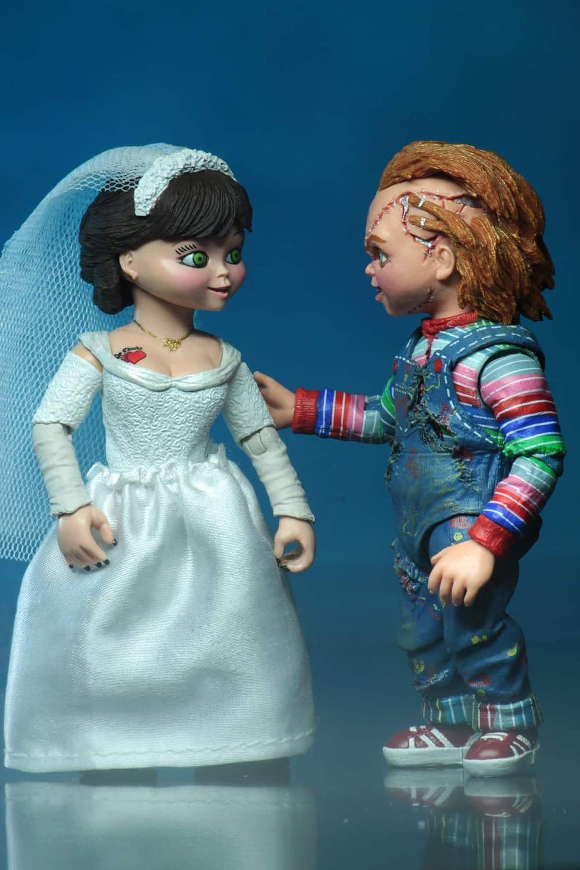 NECA Bride of Chucky Set 4