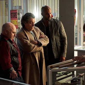 American Gods Season 2 Episode 6 Donar the Great: Mr. Wednesdays Runes Need Fixin [PREVIEW]