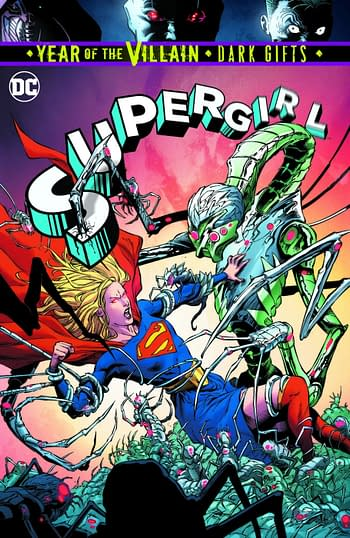 Comic Stores Told to Destroy All Copies of Superman #14 and Supergirl #33 Nezt Week
