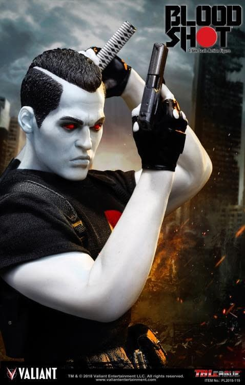 Bloodshot 1:6 Scale Figure 12