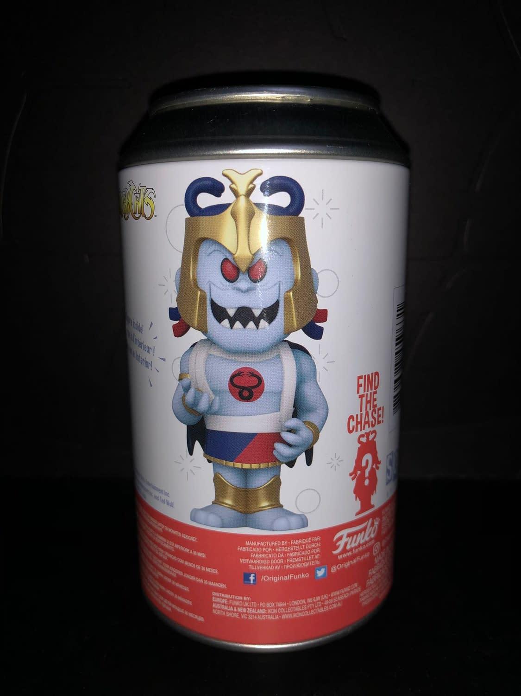 Funko Soda Vinyl Figure Thundercats Mumm-Ra Figure can side view.