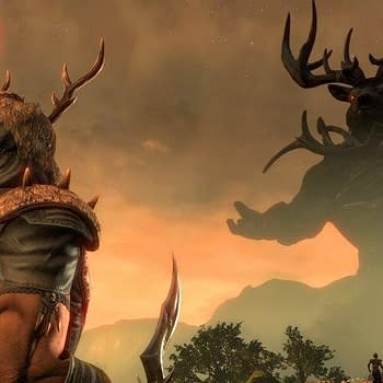 The Elder Scrolls: Online is Celebrating Halloween Early with the Wolfhunter DLC