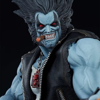 Lobo Gets a New Maquette From Sideshow Collectibles Preorder Now