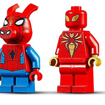 Spider-Man Venomsaurus LEGO Set Coming this Summer