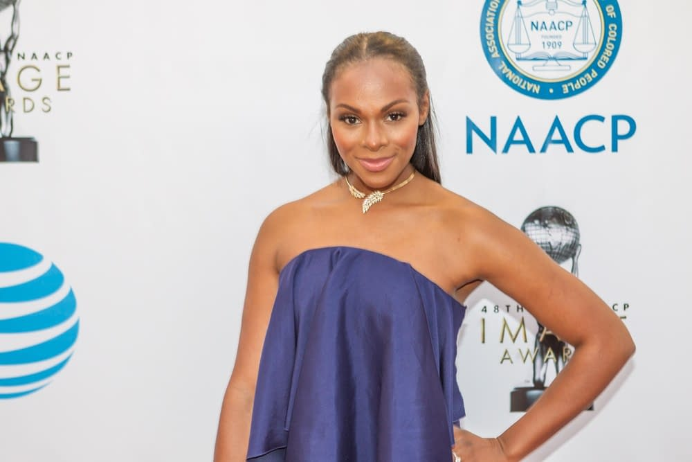 Tika Sumpter is Reportedly the Female Lead in the Sonic the Hedgehog Movie
