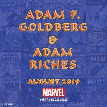 Goldbergs Creator Joins Marvel #1000 Lineup