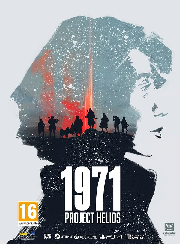1971 Project Helios will be released on June 9th, courtesy of Reco Technology.