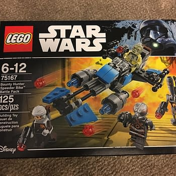 LEGO Star Wars Summer Sets Have Started To Hit Stores Here Is A Look At The Bounty Hunter Battle Pack
