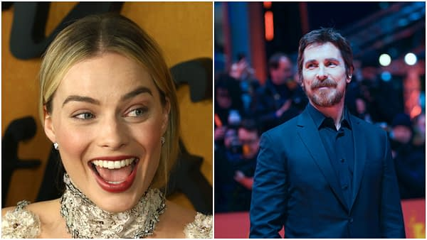 Margot Robbie Signed to David O. Russell Film for New Regency, Christian Bale Co-Starring