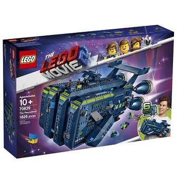 LEGO Movie 2 Rexcelsior Set 1