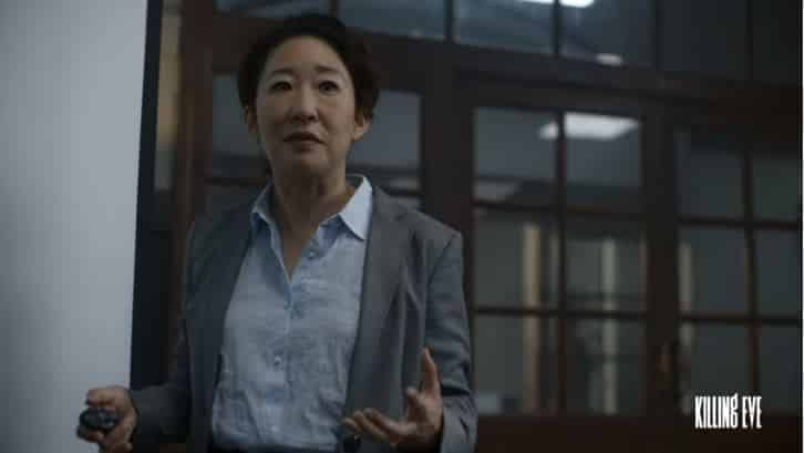 "'Killing Eve' Season 2: Eve's ""No Feelings"" for Villanelle On Display in New Trailer [VIDEO]"
