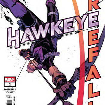 Matthew Rosenberg is Giving Away Rare Hawkeye Variants in Charity Donation Contest