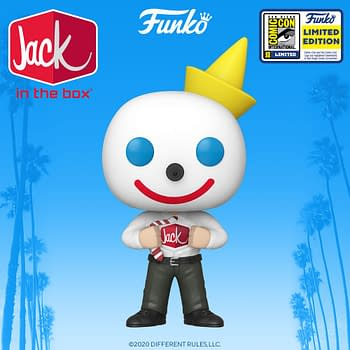 Funko SDCC 2020 Reveals - Jack in the Box, Steve Aoki, Crunchberry