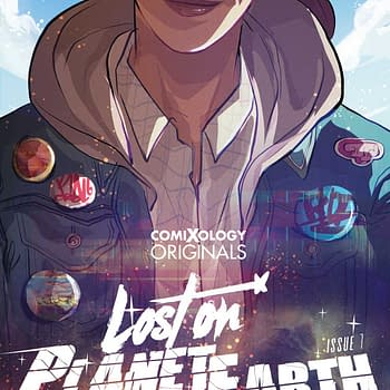 Lost on Planet Earth #1 Review: It Drips With Roddenberry Sauce