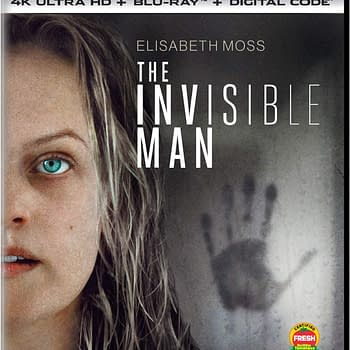 Giveaway: One Copy Of The Invisible Man On Blu-Ray