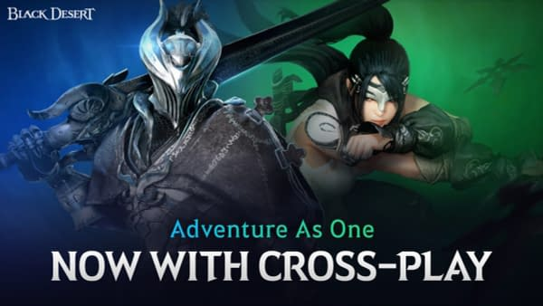 """""""Black Desert"""" Cross-Play Is Live On PS4 & Xbox One"""
