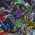 Amazing Spider-Man 3 Sinister Six Get Release Dates