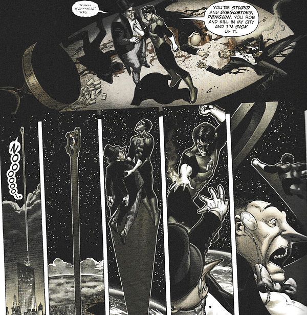 The Bad Thing That Bruce Wayne Did – And Keeps Doing – In Batman #32