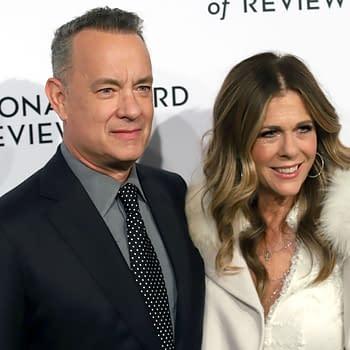 Tom Hanks, Rita Wilson Have Tested Positive For Coronavirus