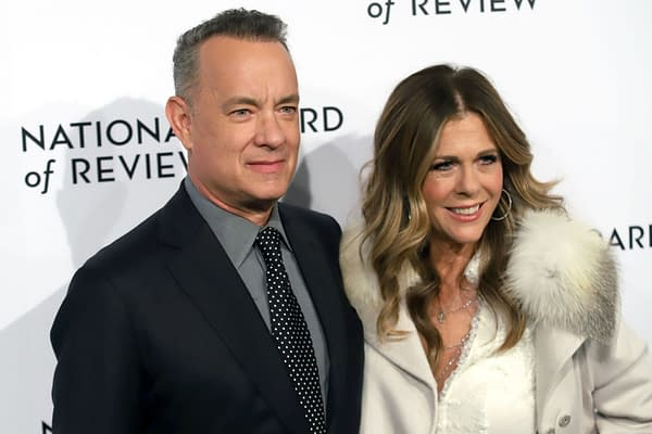 Tom Hanks, Rita Wilson Have Tested Positive For Coronavirus