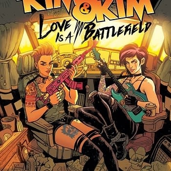 Kim And Kim: Love Is A Battlefield #1 Review: A Glammed-Out Queer-Trans Romp Everyone Can Enjoy