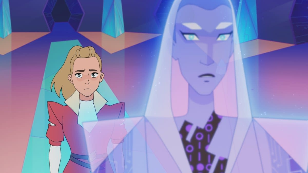 """""""She-Ra and the Princesses of Power"""" Comic-Con Panel - Love, Swords, and Spoilers"""